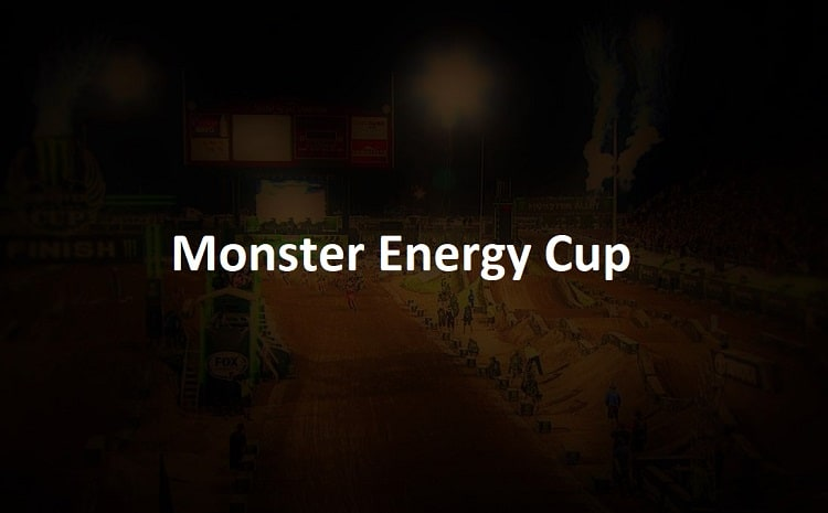 Monster Energy Cup live stream