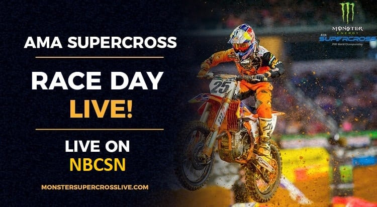 Supercross Live Stream